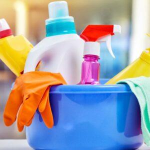 1-Detergenza Disinfettanti